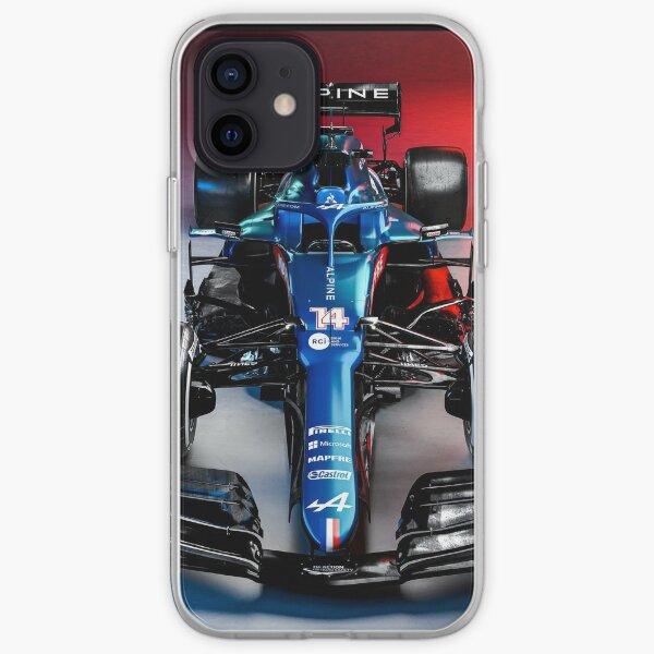 Équipe Alpine F1 Coque souple iPhone