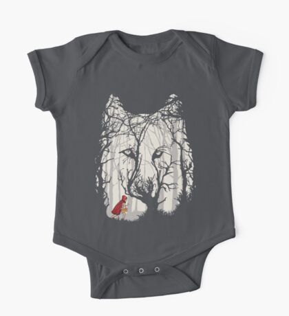 Little Red Kids Clothes