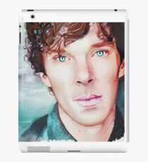 Benedict Cumberbatch Artwork Design 3 iPad Case/Skin