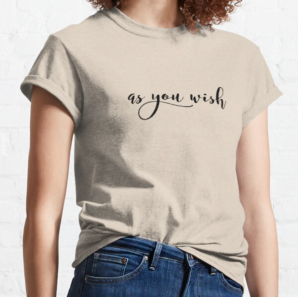 Princess Bride Classic T-Shirt
