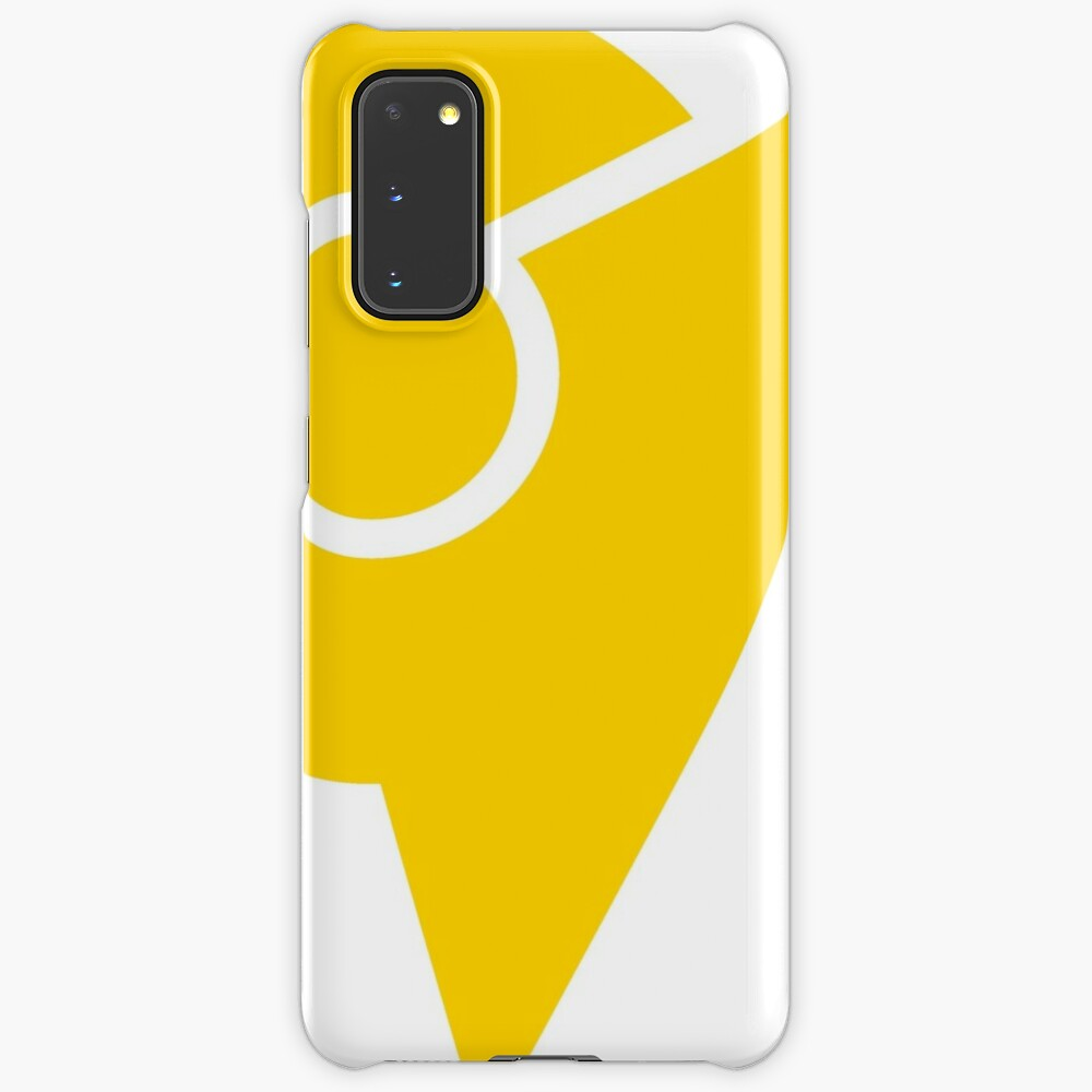 Pokemon Go Yellow Team Instinct Case Skin For Samsung Galaxy By Sickosticko Redbubble