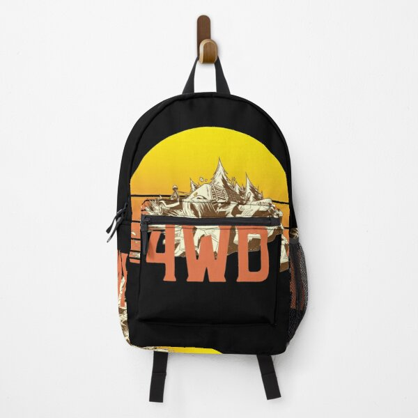 4 Wd Backpack