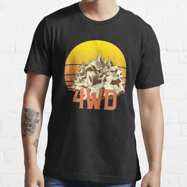 4 Wd Essential T-Shirt