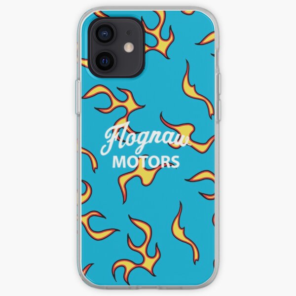 Flognaw Motors Flame Case GOLFWANG iPhone Soft Case