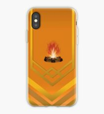120 Firemaking Cape - Runescape iPhone Case