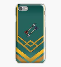 120 Fletching Cape - Runescape iPhone Case/Skin