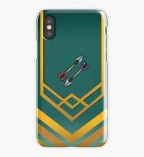 120 Fletching Cape - Runescape iPhone Case