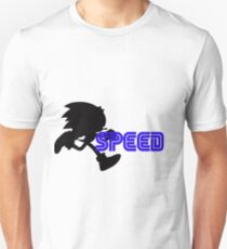 Speed Type: Sonic T-Shirt