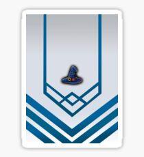 120 Magic Cape - Runecape Sticker