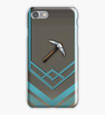 120 Mining Cape - Runescape iPhone Case/Skin