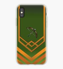120 Ranged Cape - Runescape iPhone Case