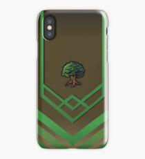 120 Woodcutting Cape - Runescape iPhone Case
