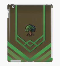 120 Woodcutting Cape - Runescape iPad Case/Skin
