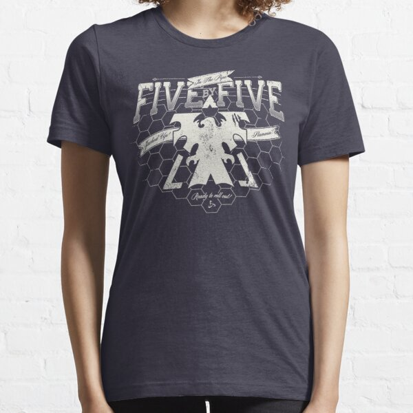 In the Pipe - Five by Five! Essential T-Shirt