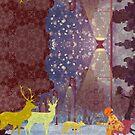 Deer Me by KatArtDesigns