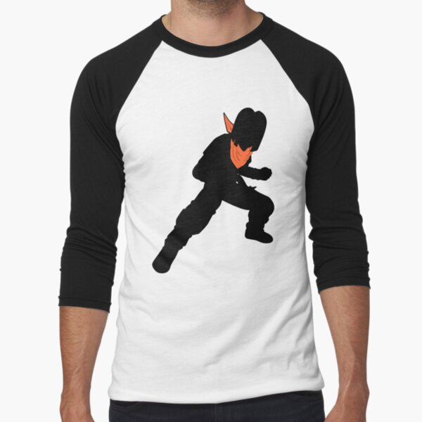 Android 17 Camiseta ¾ estilo béisbol
