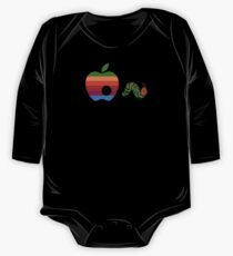 Very Hungry for Apple One Piece - Long Sleeve