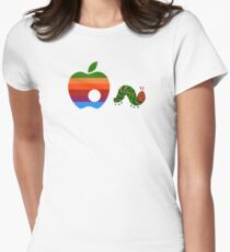 Very Hungry for Apple Women's Fitted T-Shirt
