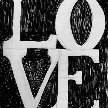 Love Type by sofiaarvanius