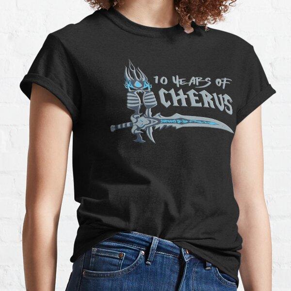 10 Years of Acherus - Dark Background Classic T-Shirt