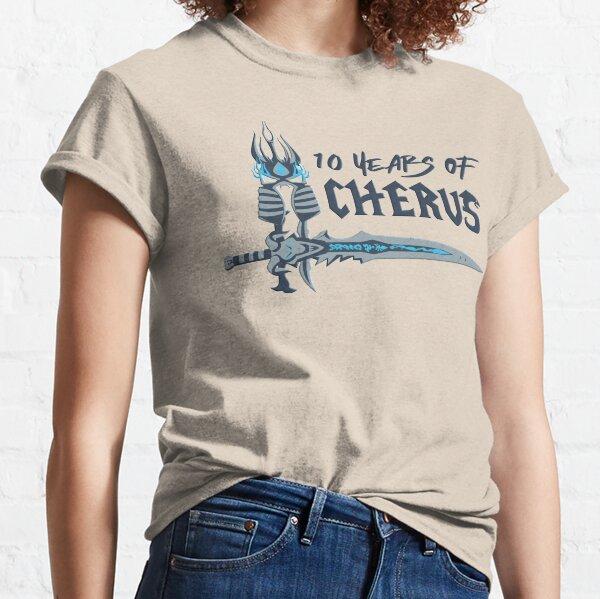 10 Years of Acherus - Light background Classic T-Shirt