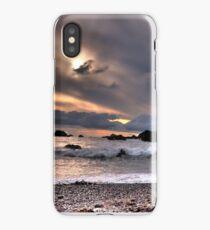 Oregon beaches iPhone Case/Skin