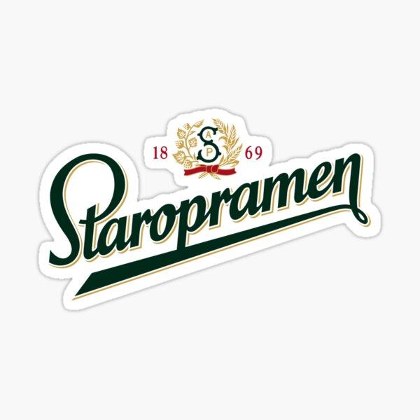 Staropramen Sticker