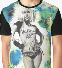 Icons of Punk - Debbie Harry Graphic T-Shirt