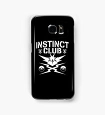 Instinct Club Samsung Galaxy Case/Skin