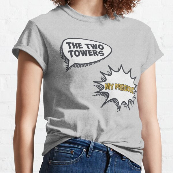 The Two Towers Classic T-Shirt