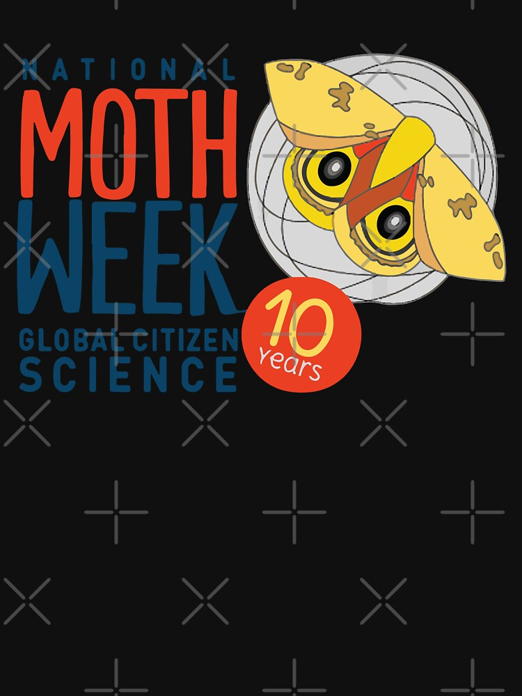 National Moth Week is celebrating its 10th year lepidoptera by MAXshop20