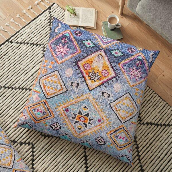 Boho Oriental Hippie Moroccan Style  Floor Pillow