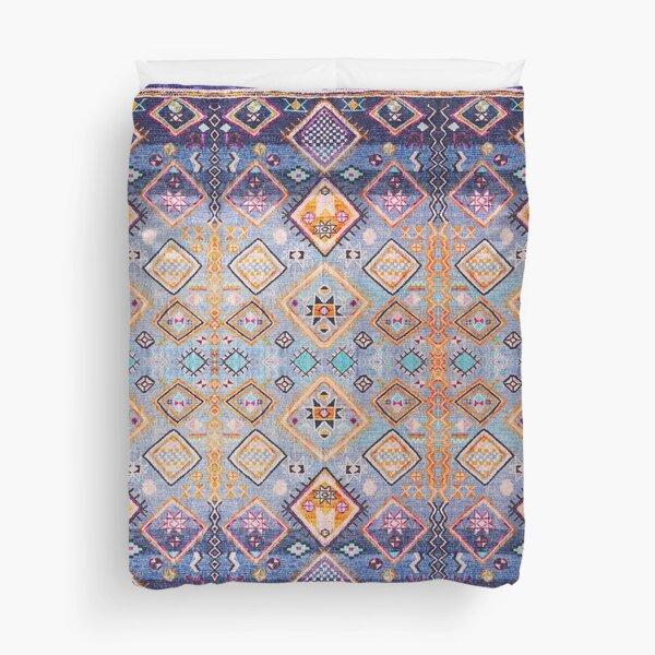 Boho Oriental Hippie Moroccan Style  Duvet Cover
