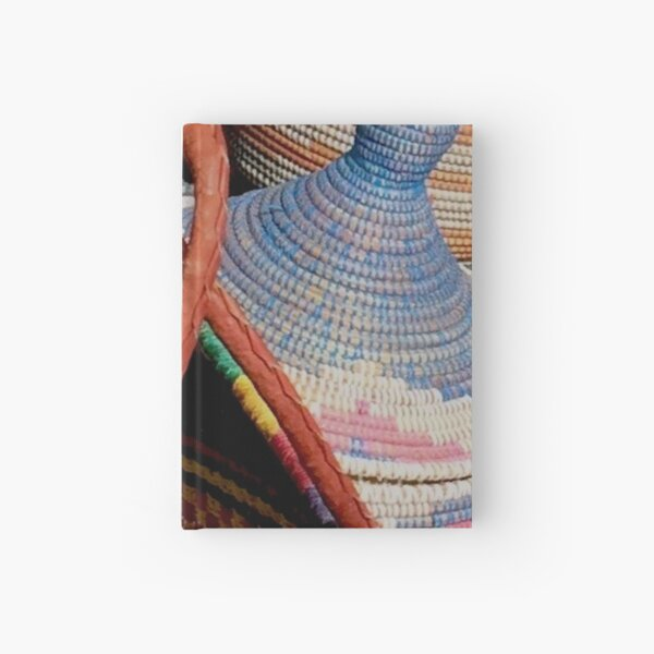 Woven baskets #3  Hardcover Journal