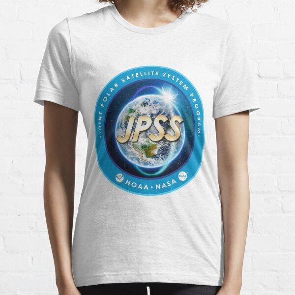 Joint Polar Satellite System (JPSS) Program Logo Essential T-Shirt