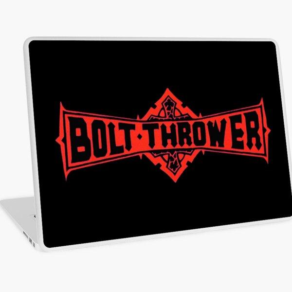 bolt.thrower logo Laptop Skin