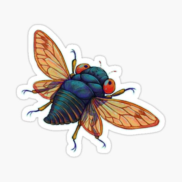 Magicicada Sticker