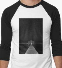 Crawley Edge Boat Shed at Night T-Shirt