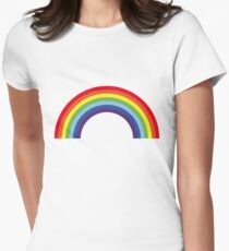 Rainbow / Arc-En-Ciel / Arcoíris / Regenbogen (7 Colors) T-Shirt