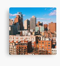 Lienzo NYC Rooftops