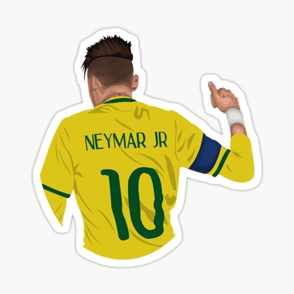 Neymar Junior Sticker