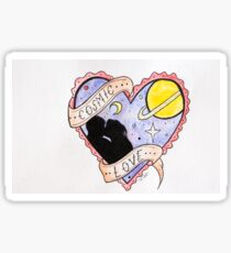 Cosmic Love (Florence + the  Machine) Sticker
