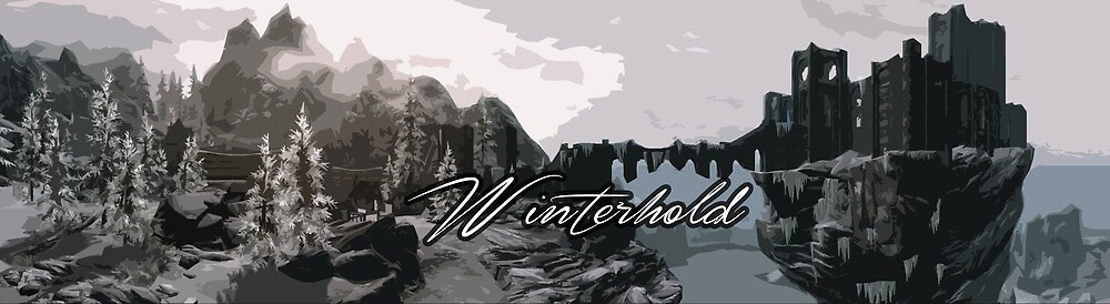 Winterhold by CallinghamM