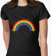 Rainbow / Arc-En-Ciel / Arcoíris / Regenbogen (6 Colors) T-Shirt