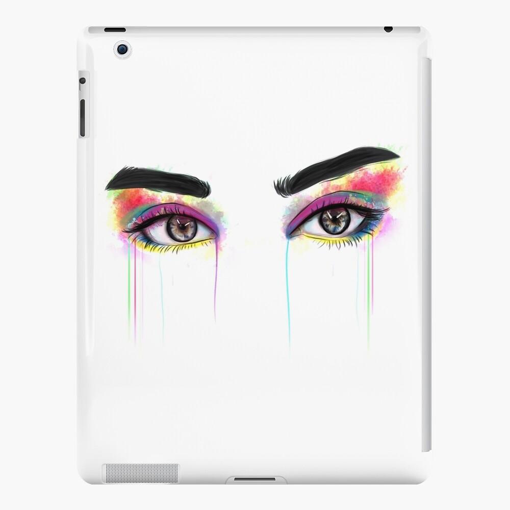 Lauren Jauregui Augen iPad-Hülle & Skin