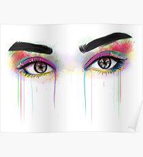 Lauren Jauregui Eyes Poster