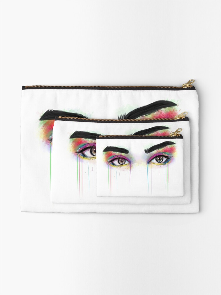 Alternative Ansicht von Lauren Jauregui Augen Täschchen
