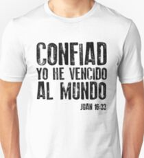 Confiad Unisex T-Shirt