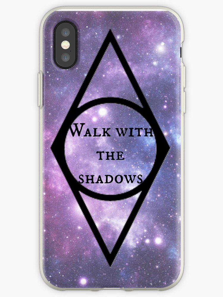 Skyrim Thieves Guildnightingale Symbol And Saying Iphone Cases