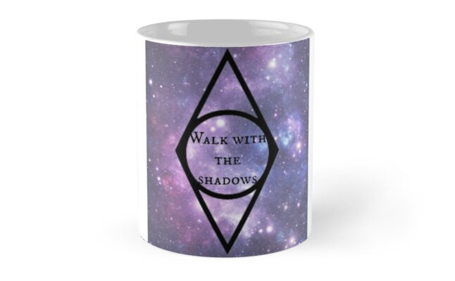 Skyrim Thieves Guildnightingale Symbol And Saying Mugs By